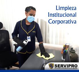 LIMPIEZA INSTITUCIONAL CORPORATIVA