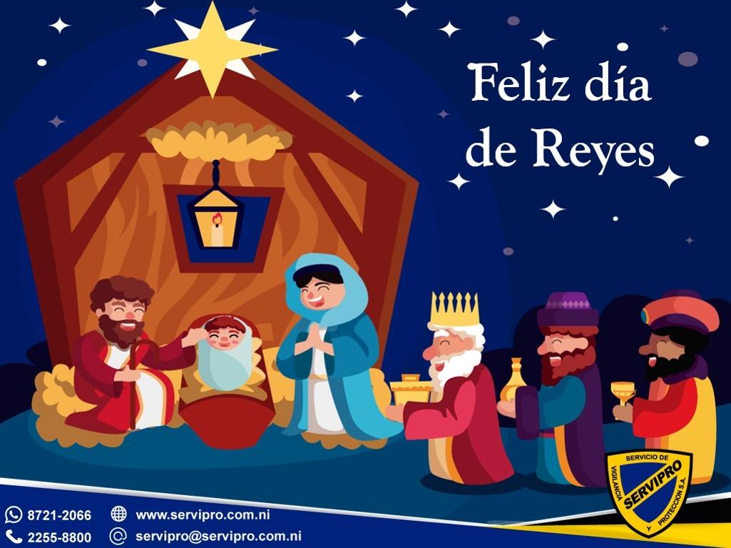 Feliz Dia De Reyes Fotos.Feliz Dia De Reyes Les Desea Servipro Servipro