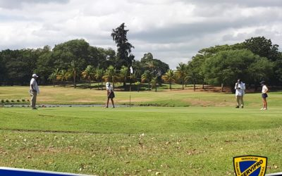Coo-sponsors of XLIV Central American Golf Championship Interclubs Infanto Juvenile