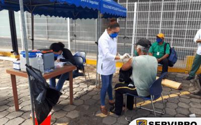 Jornada de Vacunación contra la Influenza Estacional
