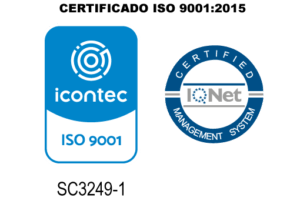 ISO 9001 quality certificate