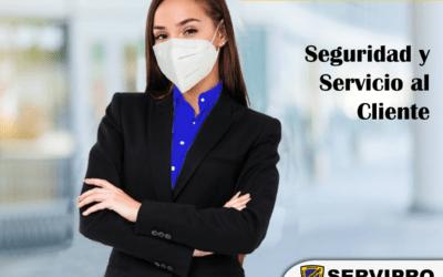 SERVICIO DE RECEPCIONISTA