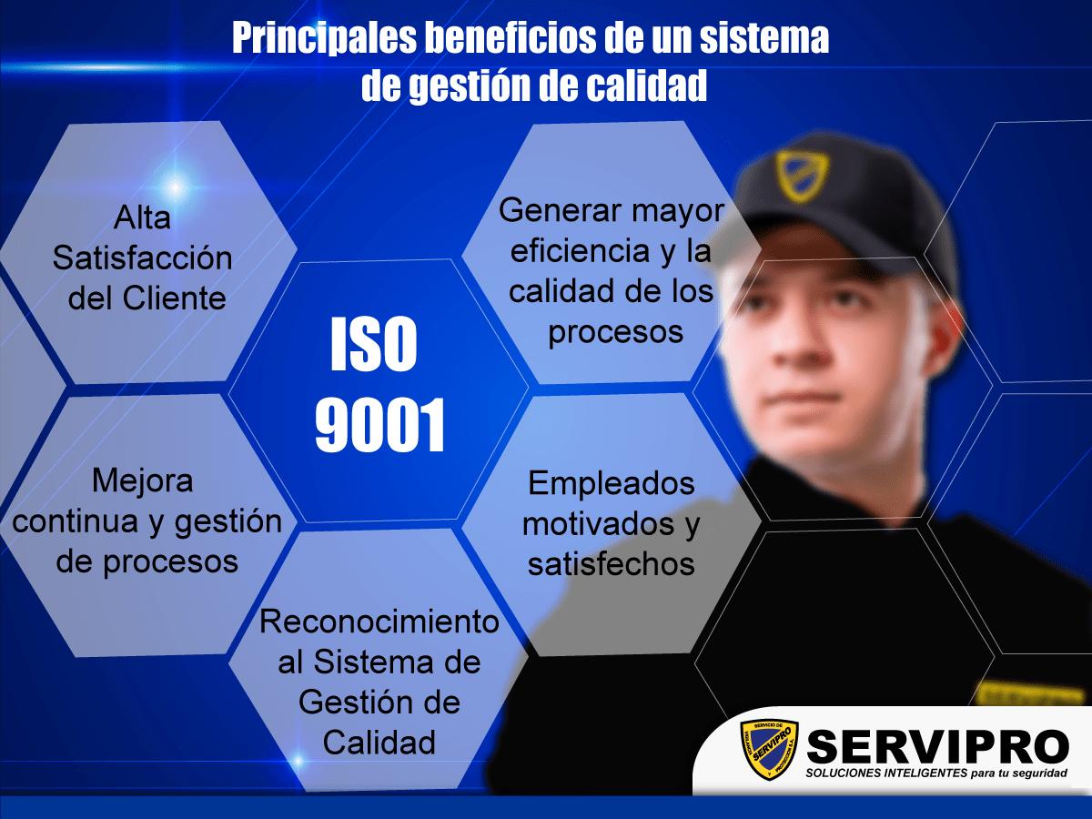 Principales beneficios de un sistema de gestión de calidad