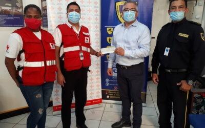 SERVIPRO entrega donativo dirigido a familias afectadas por huracanes Iota y Eta