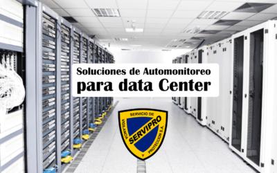 Soluciones de automonitoreo para data center