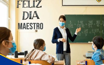 Feliz día del Maestro Nicaragüense